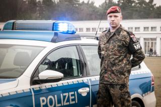 Ausbildung Bei Der Polizei Beruf Karriere Polizei Brandenburg