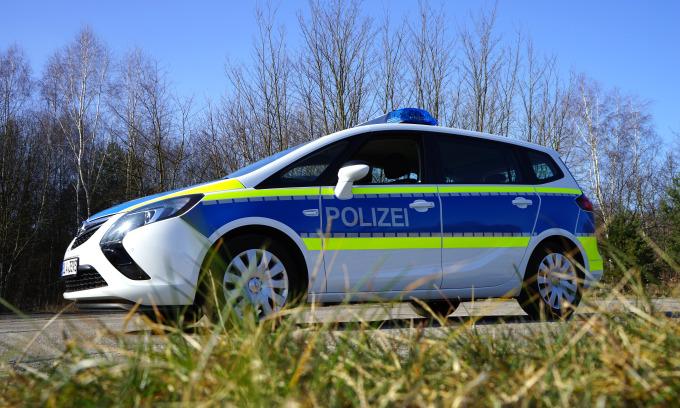 Opel Zafira Der Neue Interaktive Funkstreifenwagen