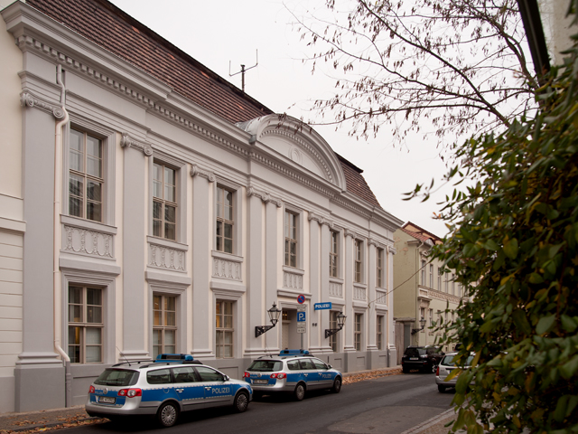Polizeiinspektion Potsdam